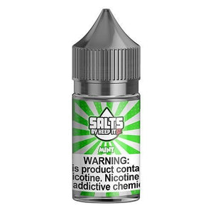 Liquid Labs - Keep It 100 E Liquid - Mint - 30ml