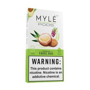 MYLE Tropical Sweet Mix Flavor - 10 packs