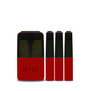 MYLÉ V4 in DUBAI -RED APPLE PODS