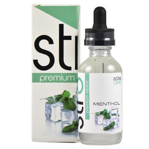 Ruthless eJuice - STR8 Menthol - 60ml