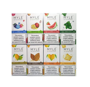 Myle Sweet Tobacco Flavor - 10 packs