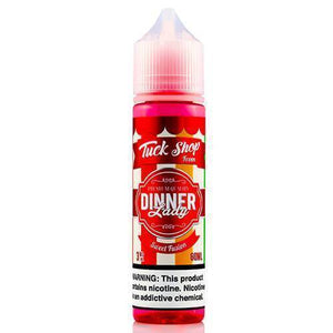 DINNER LADY - TUCK SHOP - SWEET FUSION  - 60ML
