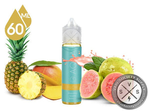 Pure FLOW E-Liquid by Aqua 60ML