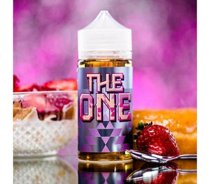The One E-Liquid by Beard Vape Co.- 100ml( Donuts! Strawberries! Cereal! AAAND Milk!!)