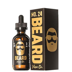 Beard Vape Co. - #24 Salted Caramel Malt - 60ml