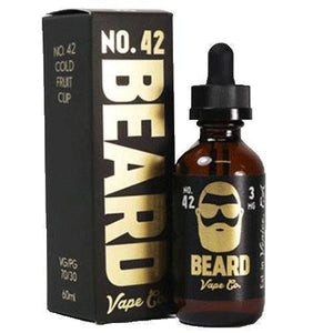 Beard Vape Co. - #42 Cold Fruit Cup - 60ml