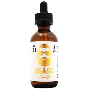 Beard Vape Co. - #51 Custard - 60ml