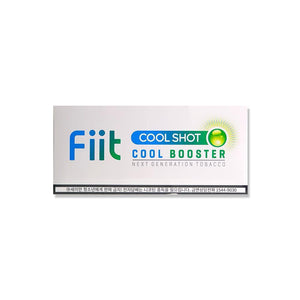 Fiit Cool Shot Compatible with IQOS