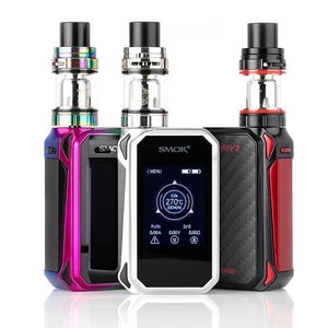 NEW !!! SMOK G PRIV 2 230W TOUCH SCREEN STARTER KIT +  FREE EJUICE