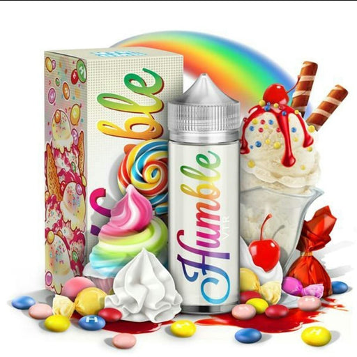 VAPE THE RAINBOW BY HUMBLE JUICE CO.
