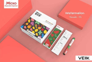 Micko Disposable Vape Kit - Watermelon