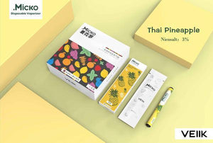 Micko Disposable Vape Kit - Thai Pineapple