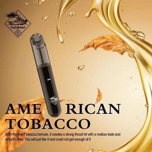 TUG BOAT (New Version 3) - American Tobacco