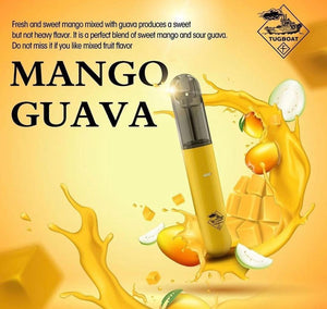 TUG BOAT (New Version 3) - Mango Guava