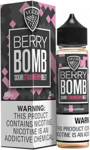 VGOD BERRY BOMB EJUICE- Strawberry