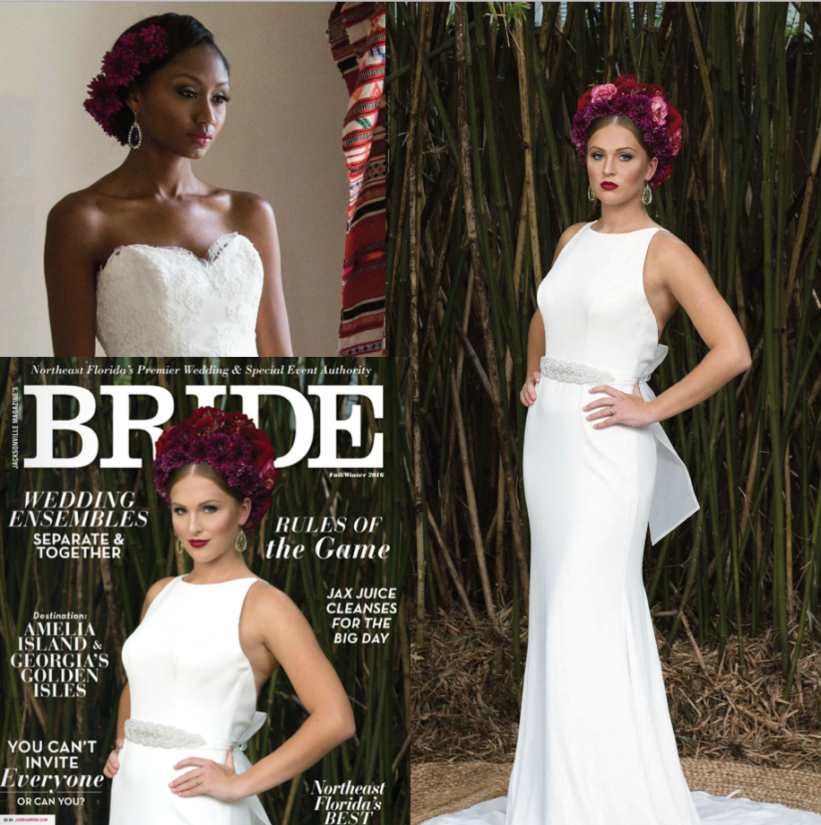 Arya Esha Jewels for the Modern Floridian Brides at North Florida Brides Magazine
