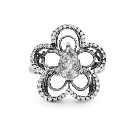 Echo Flower Ring
