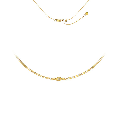 Blair Gold Necklace