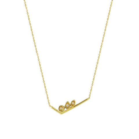 Hartley Diamond Necklace