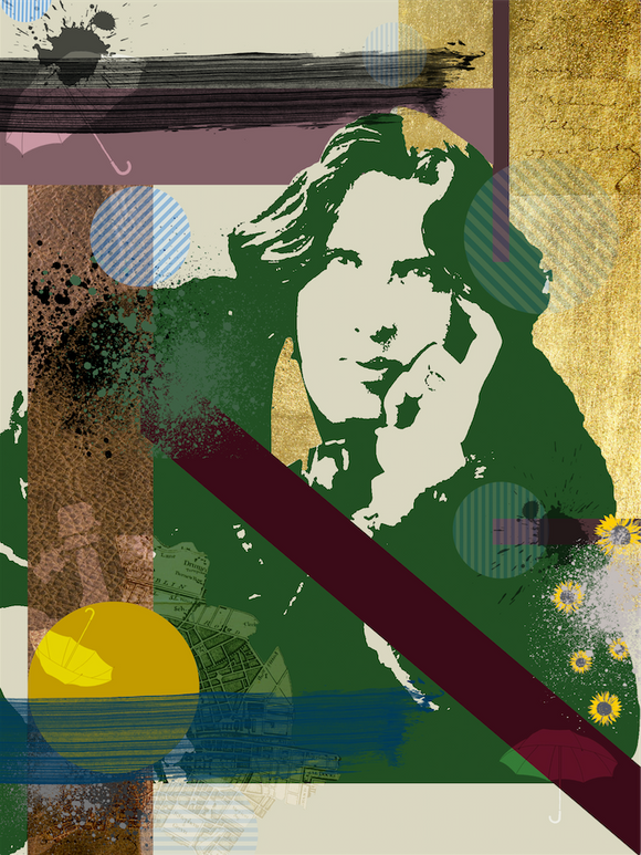 IRISH WRITERS / OSCAR WILDE