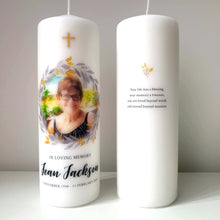 Load image into Gallery viewer, Memorial Candle
