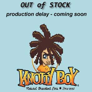 Knotty Boy production delay - coming soon
