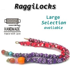 RaggiLocks... Large selection available