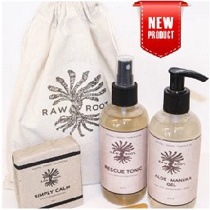 RAW ROOTs Dreadlock Products