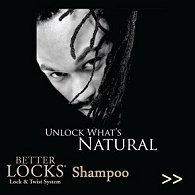 Better Lock and Twist System Revitalizing Herbal Cleanser Shampoo 8oz.