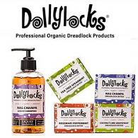 Dollylocks professional organic dreadlock hair products