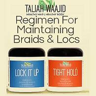 Taliah Waajid cleansing excellence for beautiful natural hair