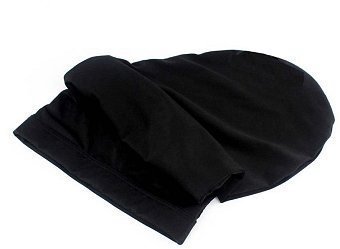 A Stocking Dreadlocks Cap (Black)