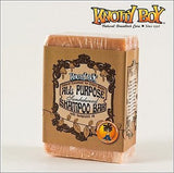 Knotty Boy All Purpose Shampoo Bar Sandalwood 4oz.