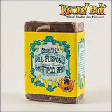Knotty Boy All Purpose Shampoo Bar Tahitian Vanilla 4oz.