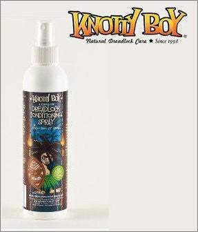 Knotty Boy Dreadlock Conditioning Spray Coco Knotty 8oz.