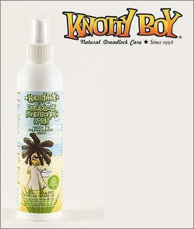 Knotty Boy Dreadlock Conditioning Spray Green Tea 8oz.