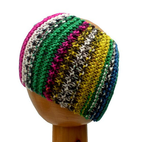 Dreadz Chunky Knitted Head Band / Tube (Festival 2)