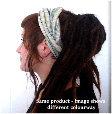 Dreadz Fair Trade Multi Colour Tribal Headwrap/Headband (622)