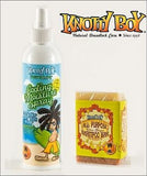 Knotty Boy Citrus Ginger Bar & Peppermint Cooling Spray Combo
