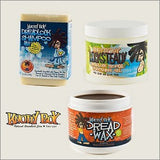 Knotty Boy Dreadlock Tightening Gel, Shampoo Soap Bar & Dread Wax Dark TRIO
