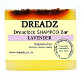 Dreadz Dreadlock Shampoo Bar Soap Lavender for Body and Hair