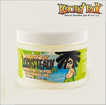 Knotty Boy LockSteady Tropical Dreadlock Tightening Gel 4oz.