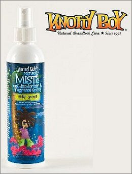 Knotty Boy Natural MISTic Deodorizer & Fragrance Spray Cedar Spruce 8oz.