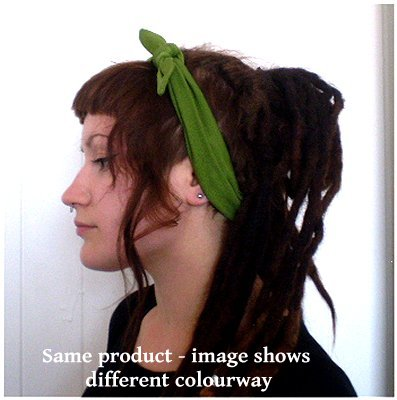 Dreadz Rabbit Ears Knot Head Band Turban Head Wrap