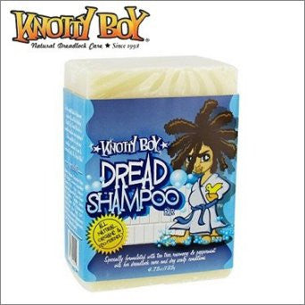 Knotty Boy Dreadlock Shampoo Bar