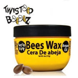 Twisted Beez Bees Wax with Argan Oil 4oz.