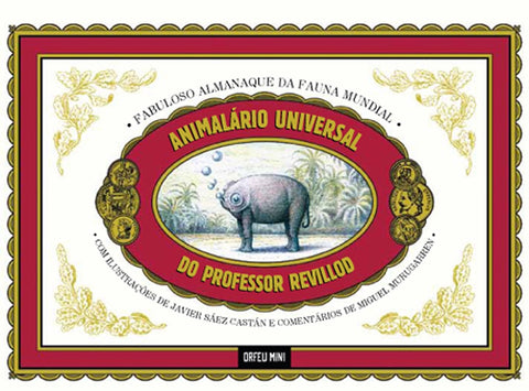 Animalário Universal do Professor Revillod