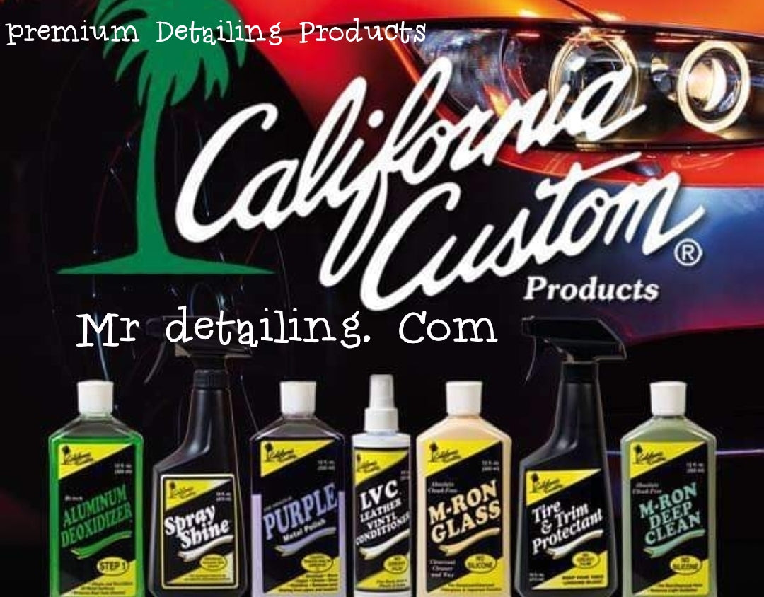 The Finest Detailing Products California Custom Prolong from Suffolk