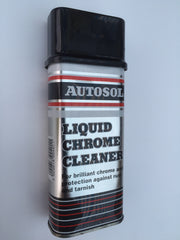Liquid autosol metal polish