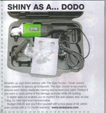 Dodo juice spin doctor 2 with pad kit